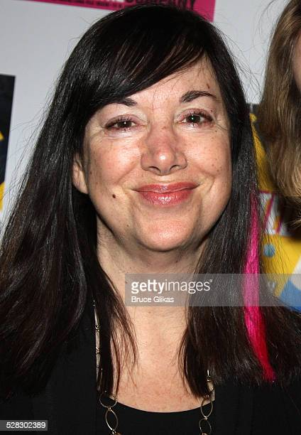 Lisa Loomer poses at the opening night Distracted at the Roundabout Theatre Company's Laura Pels Theatre on March 4 2009 in New York City