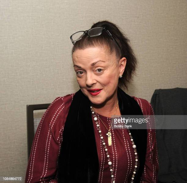 Lisa Loring attends the Chiller Theatre Expo Fall 2018 at Hilton Parsippany on October 28 2018 in Parsippany New Jersey
