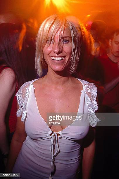 Lisa Loud at World DJ Day Fabric London March 2002.
