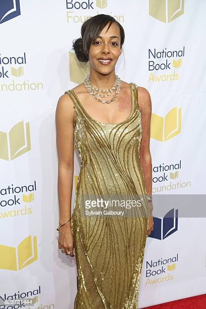 Lisa Lucas attends The 67th National Book Awards Ceremony Benefit Dinner at Cipriani Wall Street on November 16 2016 in New York City