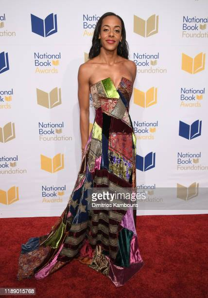 Lisa Lucas attends the 70th National Book Awards Ceremony Benefit Dinner at Cipriani Wall Street on November 20 2019 in New York City