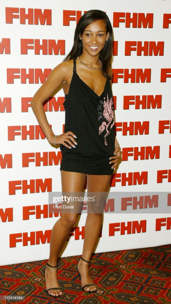 FHM Top 100 Sexiest Women - 2004
