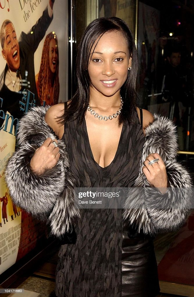Lisa Maffia, 'The Fighting Temptations' Premiere, Empire Leicester Square, London