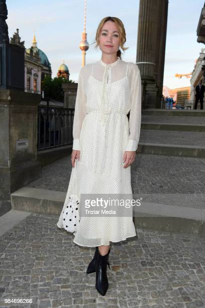Lisa Maria Potthoff attends the BURDA Summer Party on June 26 2018 in Berlin Germany