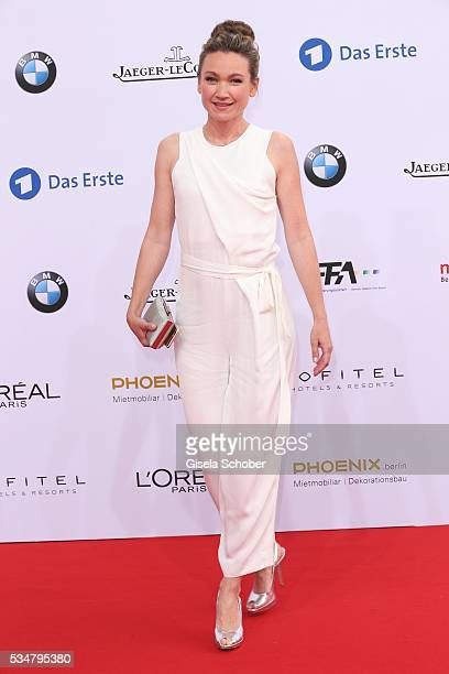 Lisa Maria Potthoff attends the Lola German Film Award 2016 on May 27 2016 in Berlin Germany