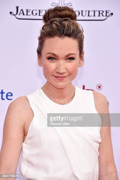 Lisa Maria Potthoff attends the Lola German Film Award on May 27 2016 in Berlin Germany