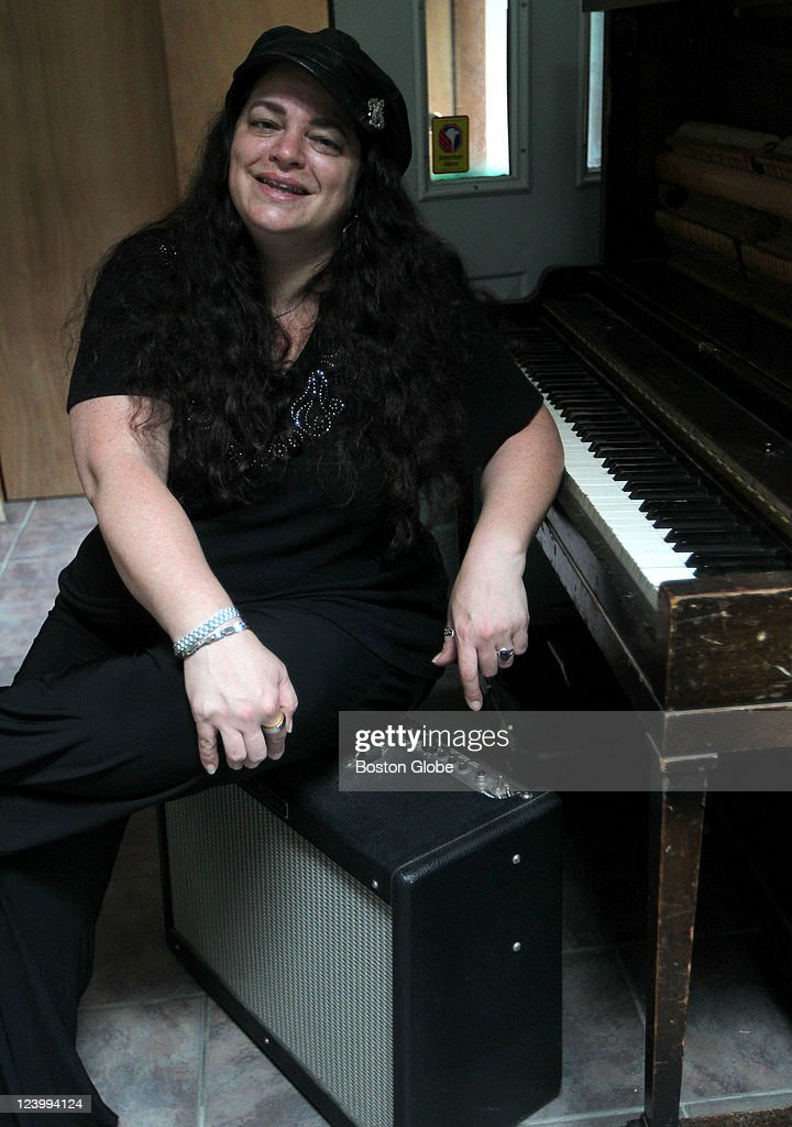 Blues Singer Lisa Marie News Photo