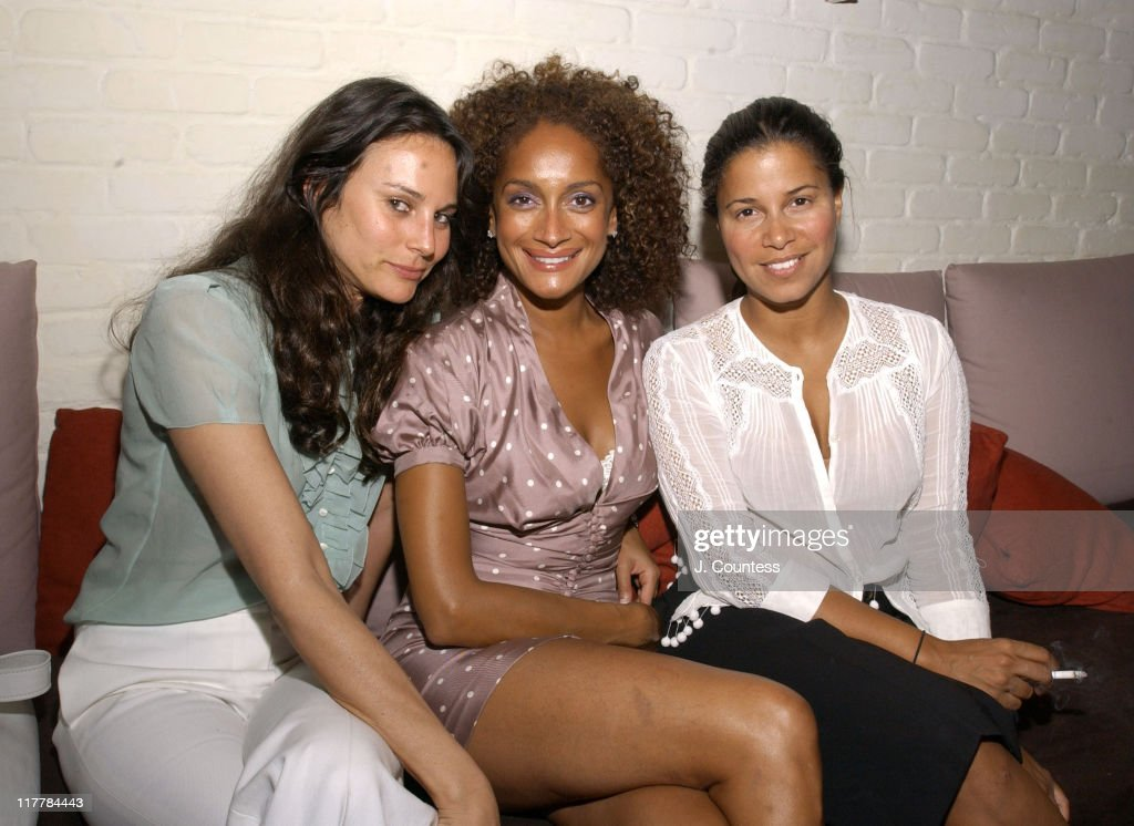 Lisa Marie Fernandez, Maritza Stavrou and Sarita Tavaras