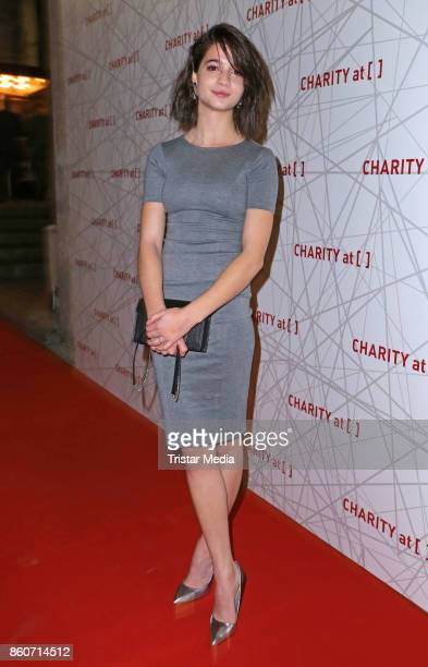 Lisa Marie Koroll attends the Charity Dinner at Cookies Cream on October 12 2017 in Berlin Germany