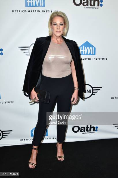 """Lisa Marie Ringus attends Hetrick-Martin Institute's 2017 """"Pride Is"""" Emery Awards at Cipriani Wall Street on November 6, 2017 in New York City."""