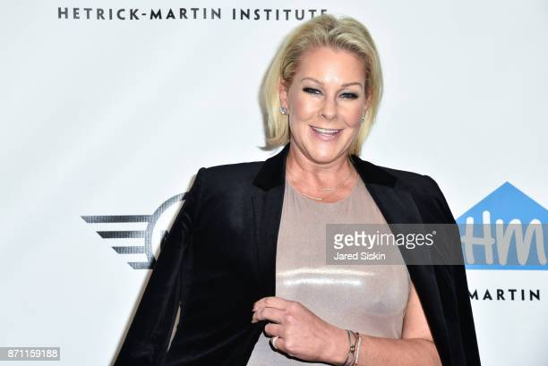 Lisa Marie Ringus attends HetrickMartin Institute's 2017 Pride Is Emery Awards at Cipriani Wall Street on November 6 2017 in New York City