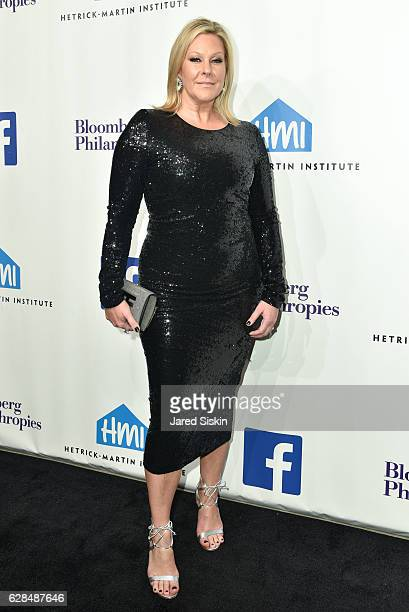 Lisa Marie Ringus attends the HetrickMartin Institute's 30th Annual Emery Awards Help Me Imagine at Cipriani Wall Street on December 7 2016 in New...