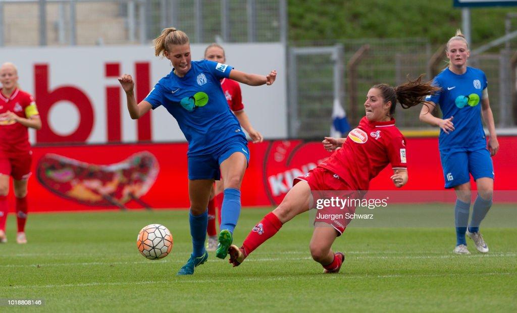 SV Meppen Women's v 1. FC Koeln Women's - Women's Second Bundesliga