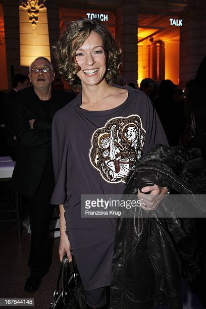 Lisa Martinek Bei Der Ard Blue Hour Opening Party Bei Der 60 Berlinale In Berlin