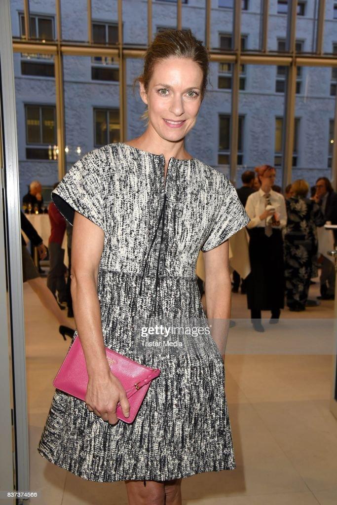 Lisa Martinek during the UFA Filmnaechte Berlin Reception on August 22, 2015 in Berlin, Germany.