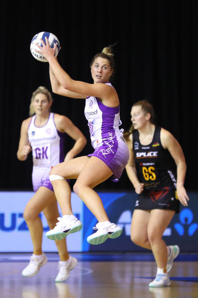 NZL: ANZ Premiership Rd 3 - Magic v Stars