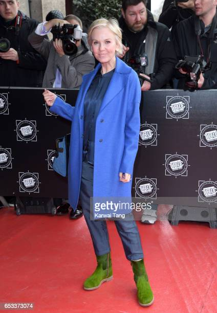 Lisa Maxwell attends the TRIC Awards 2017 at the Grosvenor House on March 14 2017 in London United Kingdom