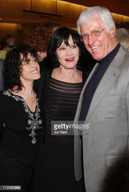 Lisa Mordente Chita Rivera and Dick Van Dyke during Professional Dancers Society 'Gypsy' Awards Arrivals at Beverly Hilton in Beverly Hills...