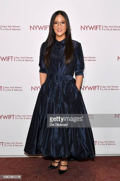 Lisa Nishimura attends the 39th Annual Muse Awards at the New York Hilton Midtown on December 13, 2018 in New York City.
