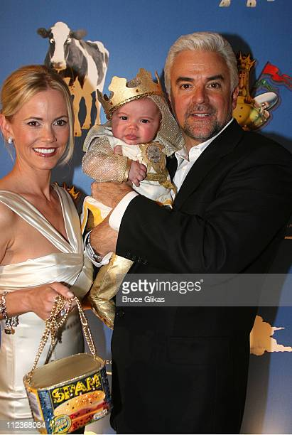 Lisa O'Hurley William O'Hurley and John O'Hurley during Opening Night For 'Spamalot' At The Wynn Las Vegas Arrivals at Wynn Hotel Casino in Las Vegas...