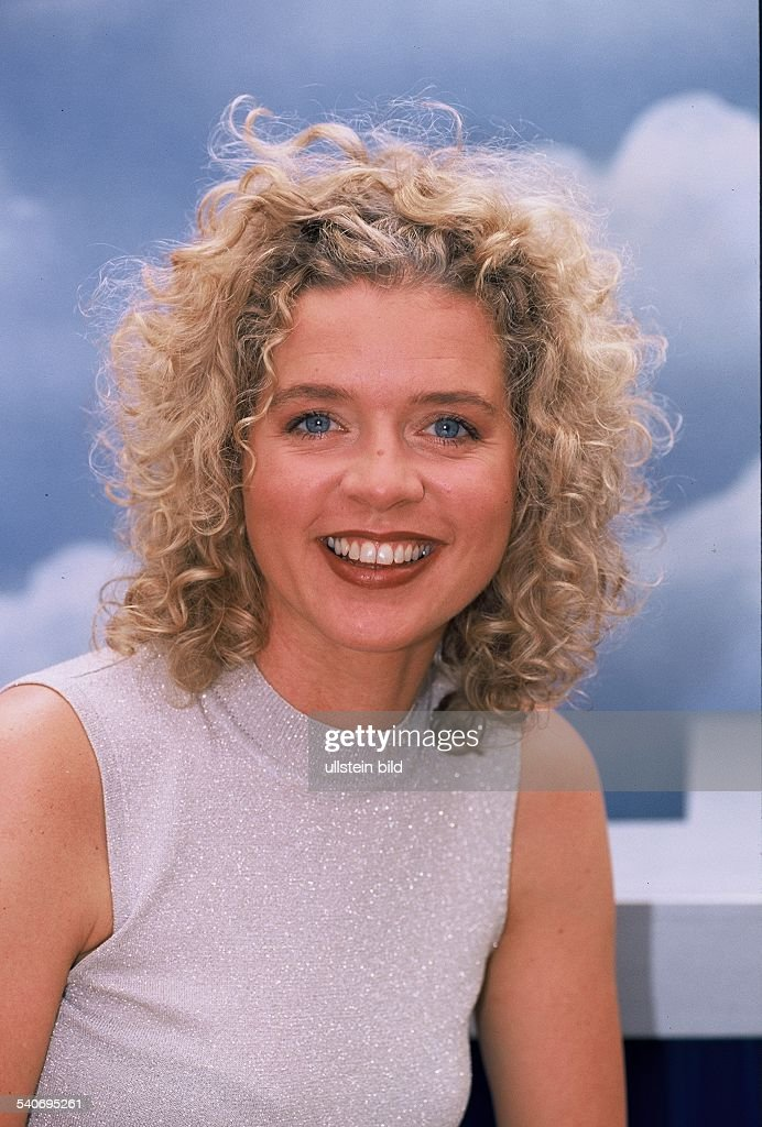 Lisa Ortgies *1966- Fernsehmoderatorin, D Einzelaufnahme