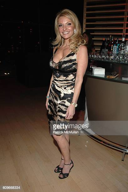 Lisa Paladino attends DONNY DEUTSCH'S Birthday Celebration at Jazz on December 15, 2007 in New York City.