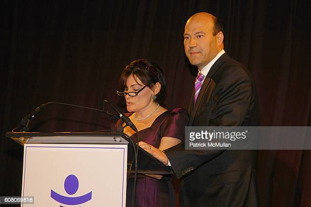 Lisa PevaroffCohn and Gary Cohn attend Ninth Annual Child Advocacy Award Dinner to Benefit the NYU CHILD STUDY CENTER Honoring FIONA and STANLEY...