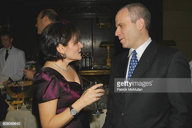 Lisa PevaroffCohn and Nathaniel Kahn attend Ninth Annual Child Advocacy Award Dinner to Benefit the NYU CHILD STUDY CENTER Honoring FIONA and STANLEY...
