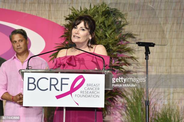 Lisa PevaroffCohn attends Sixth Annual Hamptons Paddle and Party for Pink Benefitting the Breast Cancer Research Foundation at Fairview on Mecox Bay...