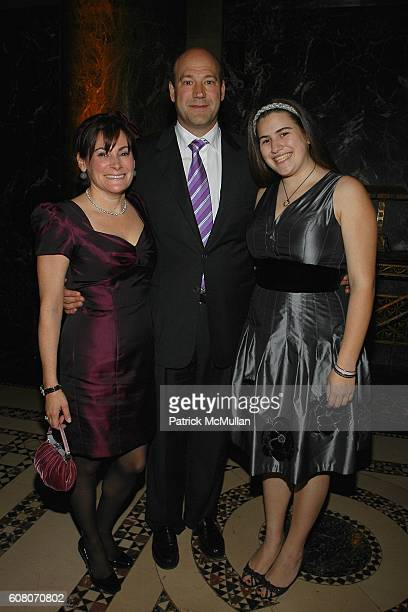 Lisa PevaroffCohn Gary Cohn and Chloe Cohn attend Ninth Annual Child Advocacy Award Dinner to Benefit the NYU CHILD STUDY CENTER Honoring FIONA and...