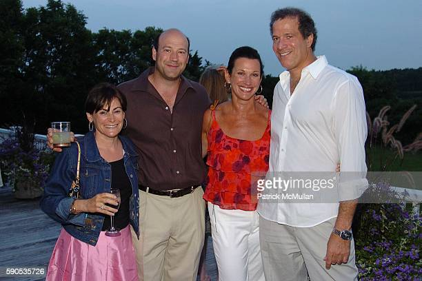 Lisa PevaroffCohn Gary Cohn Barbara Greene and Eugene Greene attend PiCNiC for ParentCorps party hosted by Jane Rosenthal Craig Hatkoff with Jane...