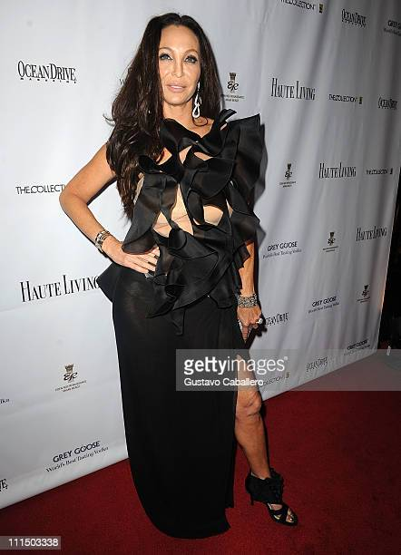 Lisa Pliner attends the gala to benefit atrisk youth at Eden Roc Renaissance on April 2 2011 in Miami Beach Florida