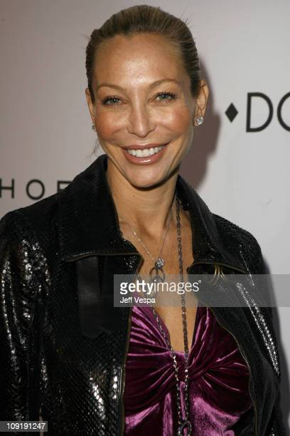 "Lisa Pliner during Sharon Stone and Kelly Stone Host the 1st Annual ""Class of Hope Prom 2007"" Charity Benefit Red Carpet and Inside at Sportsmen's..."