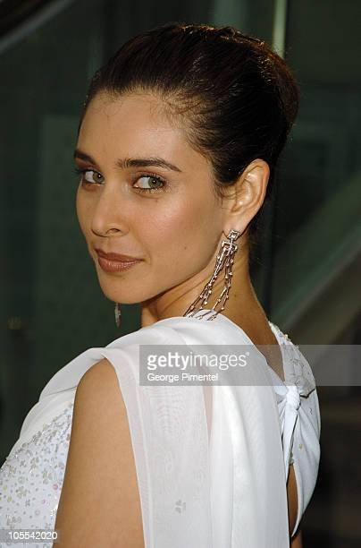 Lisa Ray during 2005 Toronto Film Festival Opening Night Water Premiere Dinner Party at Roy Thompson Hall in Toronto Canada