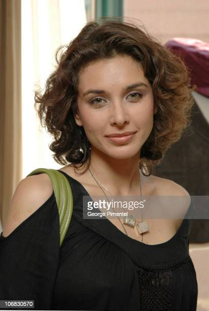 Lisa Ray during 2005 Toronto Film Festival Tastemakers Lounge Sponsored by Flare Magazine Day 5 in Toronto Canada