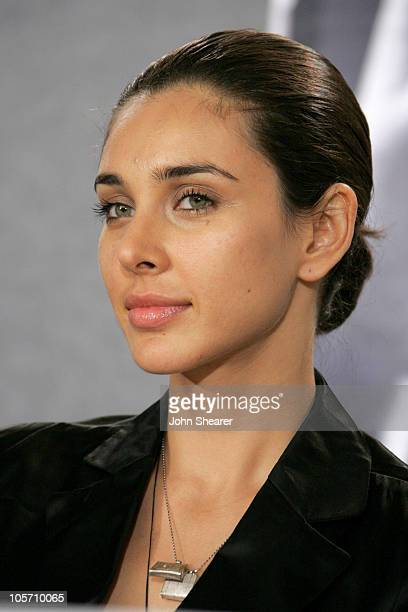 Lisa Ray during 2005 Toronto Film Festival Water Press Conference at Sutton Place Hotel in Toronto Canada