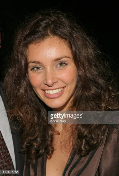 Lisa Ray during Reception for Deepa Mehta Writer/Director of Water at Private Home in Hancock Park California United States