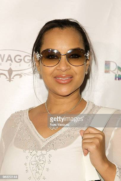 Lisa Raye attends the RnB Live Hollywood presents Faith Evans at The Key Club on April 7 2010 in West Hollywood California