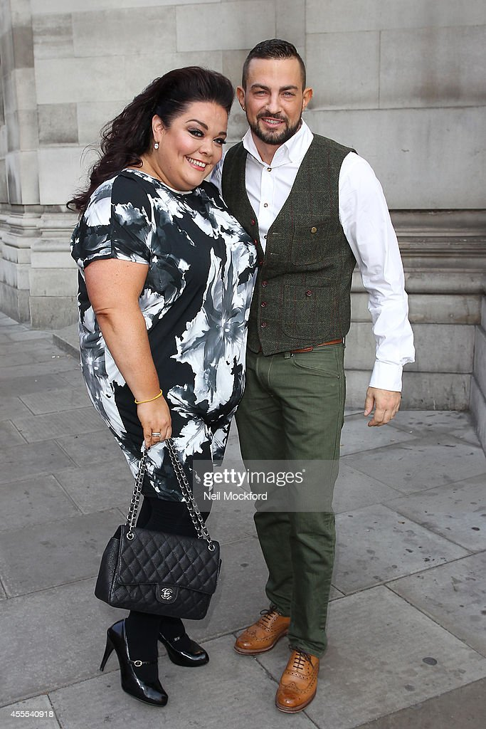 Celebrity Sightings On Day 5 Of London Fashion Week SS15 -  September 16, 2014