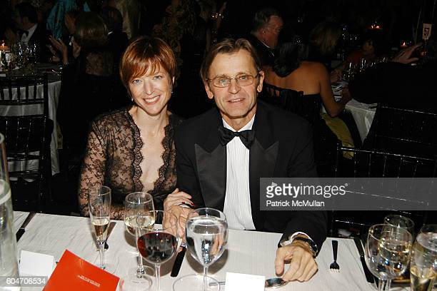 Lisa Rinehart and Mikhail Baryshnikov attend Metropolitan Opera Opening Night Dinner at Lincoln Center on September 25 2006 in New York City
