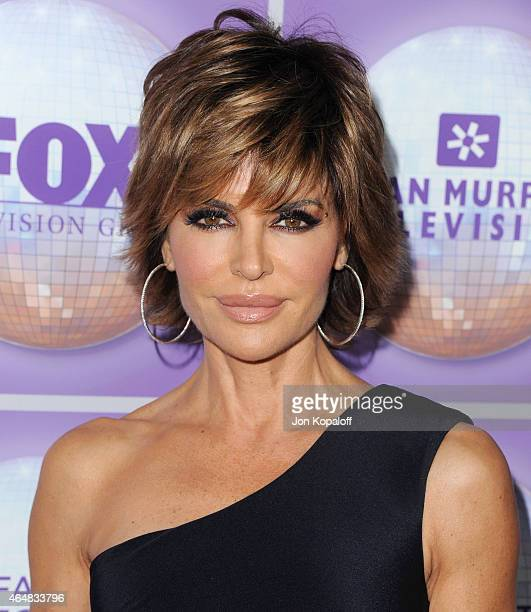 Lisa Rinna arrives at the Family Equality Council's Los Angeles Awards Dinner at The Beverly Hilton Hotel on February 28 2015 in Beverly Hills...
