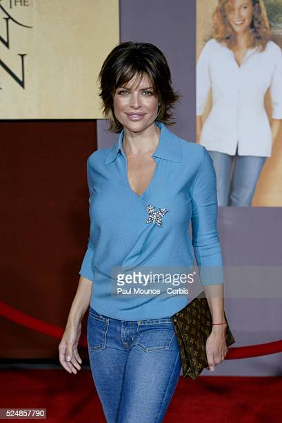 Lisa Rinna arrives at the world premiere of Under the Tuscan Sun at the El Capitan Theater