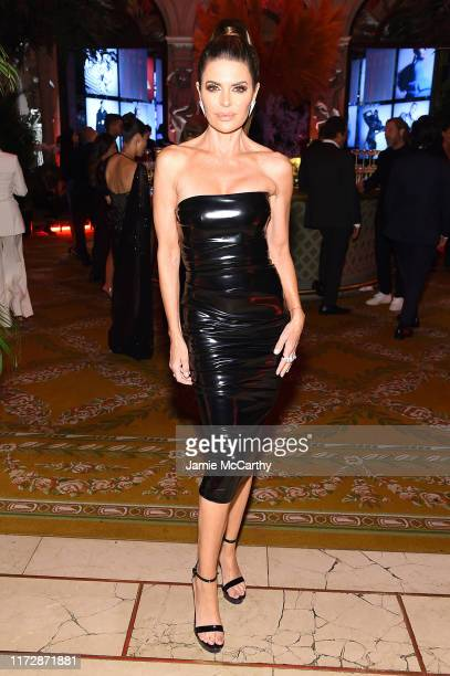 Lisa Rinna attends as Harper's BAZAAR celebrates ICONS By Carine Roitfeld at The Plaza Hotel presented by Cartier Inside on September 06 2019 in New...