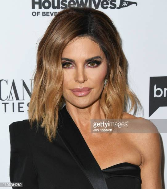 Lisa Rinna attends Bravo's Premiere Party For The Real Housewives Of Beverly Hills Season 9 And Mexican Dynastiesat Gracias Madre on February 12 2019...