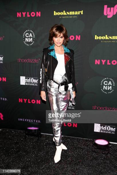 Lisa Rinna attends NYLON's Midnight Garden Party At Coachella Presented By Ketel One Botanical on April 12 2019 in Bermuda Dunes California