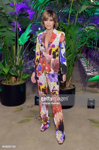 Lisa Rinna attends The Daily Front Row's 4th Annual Fashion Los Angeles Awards at Beverly Hills Hotel on April 8 2018 in Beverly Hills California