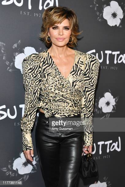 Lisa Rinna attends the SUTTON Store Launch at SUTTON on September 26, 2019 in West Hollywood, California.