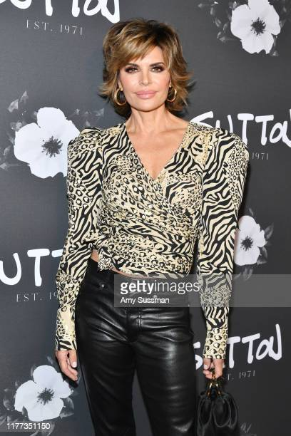 Lisa Rinna attends the SUTTON Store Launch at SUTTON on September 26 2019 in West Hollywood California