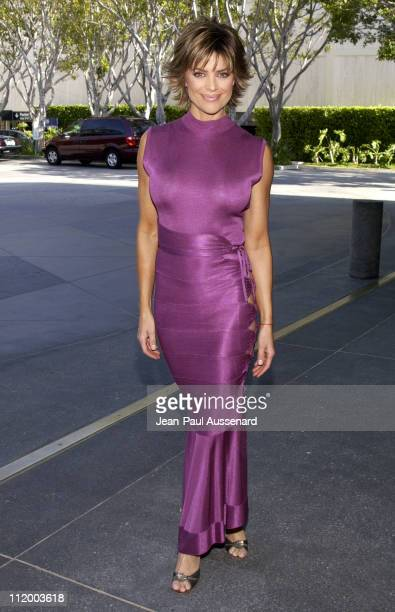 Lisa Rinna during 30th Annual Daytime Emmy Awards Creative Arts Presentation at Universal Sheraton in Universal City California United States