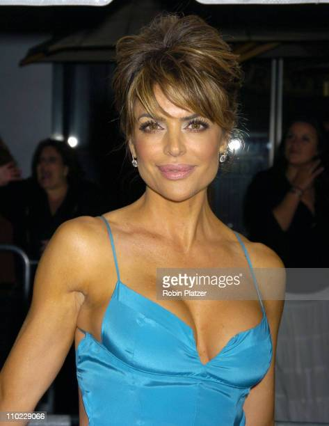 Lisa Rinna during 32nd Annual Daytime Emmy Awards Outside Arrivals at Radio City Music Hall in New York City New York United States